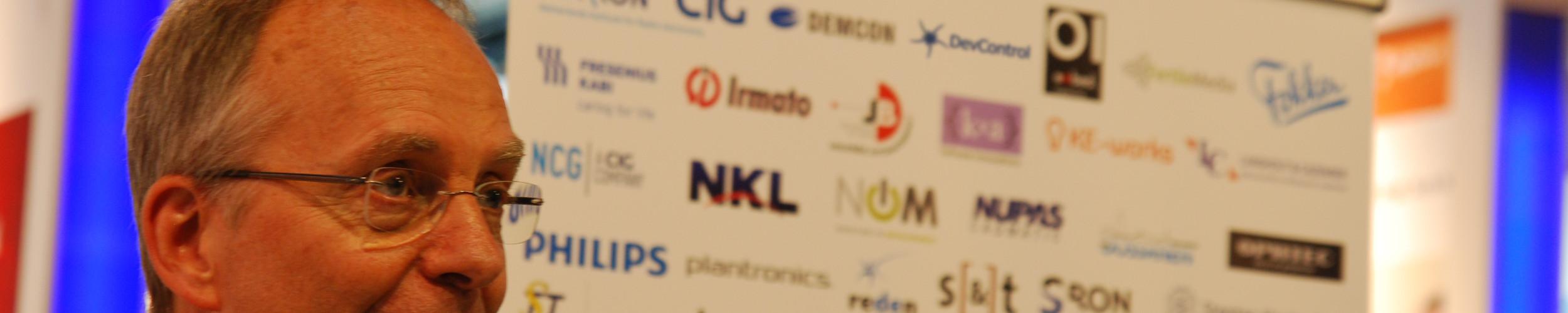 ROSF, Region of Smart Factories, Hannover Messe, minister Kamp, Smart Industry, NOM